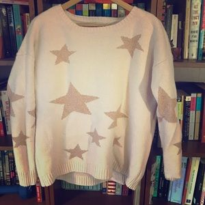 Loft Star Sweater